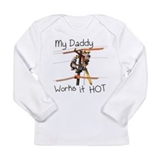 Unique Electrician electrical Long Sleeve Infant T-Shirt