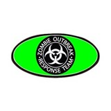 Hot Green Zombies Patches