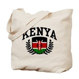 Kenya Tote Bag