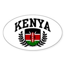 Kenya Decal
