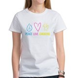 peace, love, chickens Tee