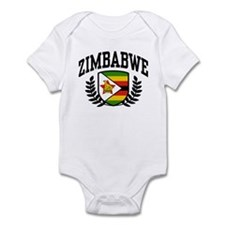 Zimbabwe Infant Bodysuit