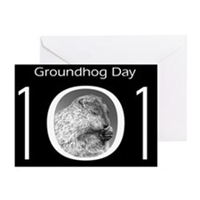 Punxutawney Phil Greeting Cards (Pk of 20)