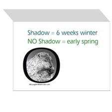 Groundhog Day 101 Greeting Cards (Pk of 10)