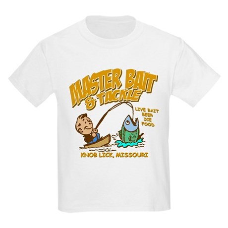 Master Bait Tackle Kids Light T-Shirt