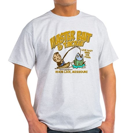 Master Bait Tackle Light T-Shirt