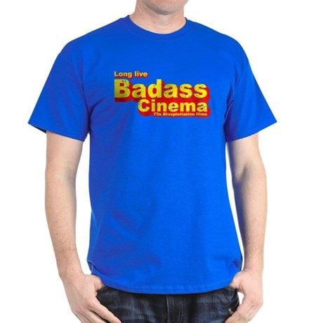 Badass Cinema Dark T-Shirt