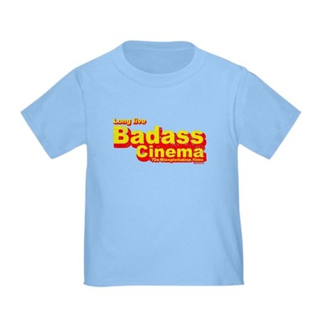 Badass Cinema Toddler T-Shirt