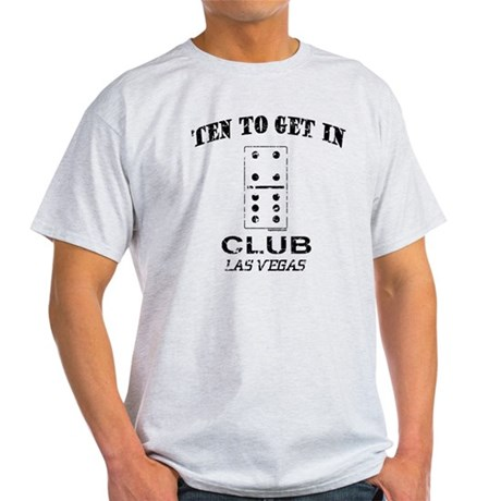 Club 10 Light T-Shirt