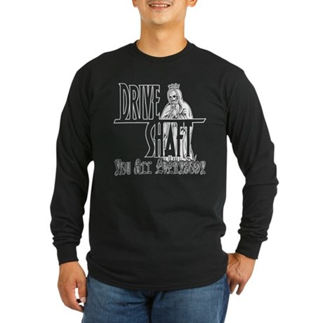 Drive Shaft LOST Long Sleeve Dark T-Shirt