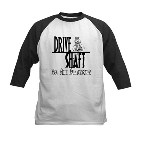 Drive Shaft LOST Kids Baseball Jersey