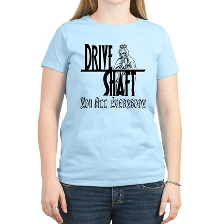 Drive Shaft LOST Womens Light T-Shirt
