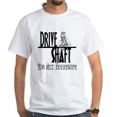 Drive Shaft LOST White T-Shirt