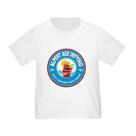 Alpert Age Defying LOST Toddler T-Shirt