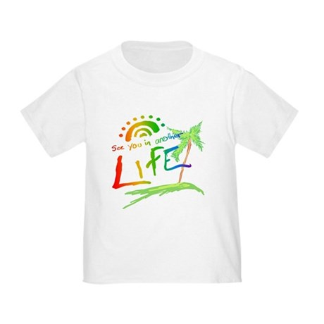 Another Life LOST Toddler T-Shirt
