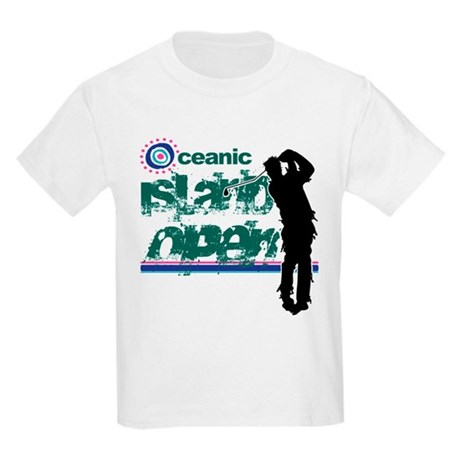 Oceanic Island Open Kids Light T-Shirt