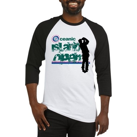 Oceanic Island Open Baseball Jersey