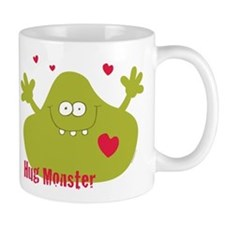 Hug Monster Mug