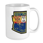 AZ HP Route 66 Large Mug