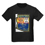 AZ HP Route 66 Kids Dark T-Shirt
