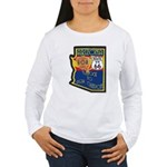 AZ HP Route 66 Women's Long Sleeve T-Shirt
