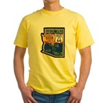 AZ HP Route 66 Yellow T-Shirt