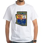 AZ HP Route 66 White T-Shirt