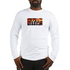 Set On Fire - Regular Version Long Sleeve T-Shirt