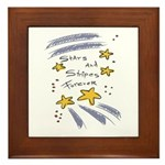 Stars and Stripes Forever Framed Tile
