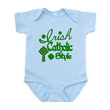 Irish Catholic Infant Bodysuit