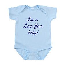 Leap year Infant Bodysuit