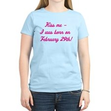 Kiss me leap birthday T-Shirt