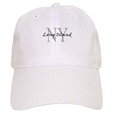 Long Island thru NY Baseball Cap