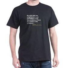 Wargaming - It's wrong, but I like it T-Shirt