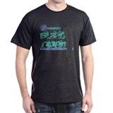 Oceanic Island Open Dark Vintage T-Shirt