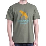 T Rex Can't Clap Hands T-Shirt