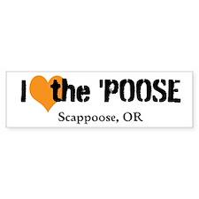Scapoose, OR (bumper)