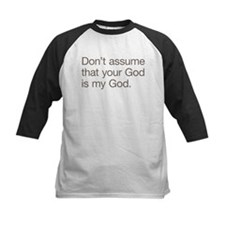 Not My God Tee