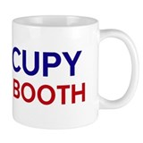 Occupy Voting Booth Mug