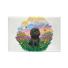 Guardian-ShihTzu#21 Rectangle Magnet
