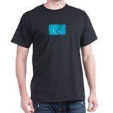 South Pacific Commission Black T-Shirt