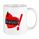 I love behavior analysis Mug