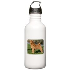 Shar Pei 9Y202D-015 Water Bottle