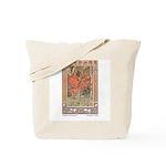 Bilibin's Red Horseman Tote Bag