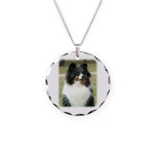 Shetland Sheepdog 9J089D-19 Necklace