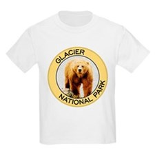 Cute Glacier national park T-Shirt