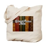 &quot;Quiescit Anima Libris&quot; Tote Bag