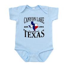 Canyon Lake, Texas Infant Bodysuit
