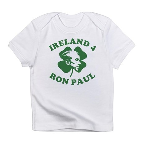 Ireland 4 Ron Paul Infant T-Shirt