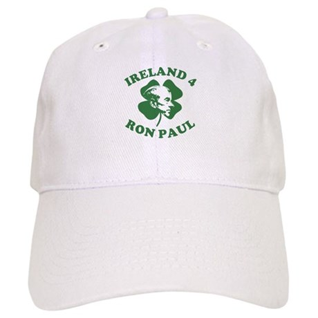 Ireland 4 Ron Paul Cap